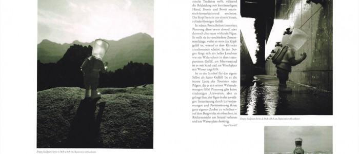 Internationale Kunst Heute Book (International Art Today) 2014