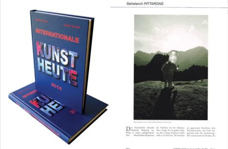 Internationale Kunst Heute Book (International Art Today) 2014-