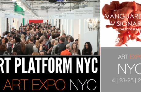 VV APNYC @ ART EXPO